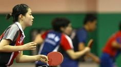 Team Korea Olympic training camp at Brunel University in July 2012 - Table tennis training at Hillingdon Sports and Leisure Complex. Google Image Result for http://img.sbs.co.kr/newimg/news/201207/200590897.jpg
