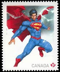Canada Stamp 2013 - Superman 75th Anniversary