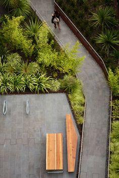 300 Ivy Street, by Fletcher Studio, in San Francisco, California.