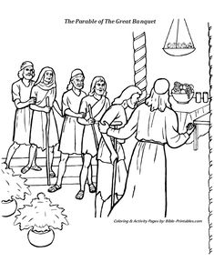Excuses! Excuses! (parable of the wedding feast ...