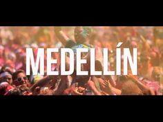 THE COLOR RUN MEDELLÍN - YouTube