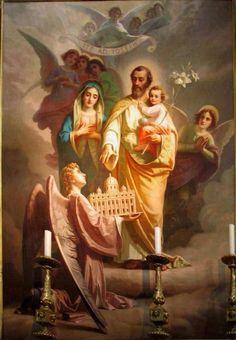 St Joseph patron of the universal church
