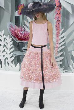 シャネル(CHANEL) | 2015春夏オートクチュールコレクション(2015S/S Haute Couture Collection) | コレクション(COLLECTION) | VOGUE