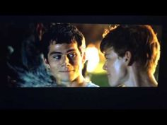 Dylan O'brien and Thomas Sangster - The Almost Kiss << I have been looking for this for FOREVER! They are hilarious!!