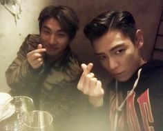 TOP IG Update ❤ With Daesung #Bigbang