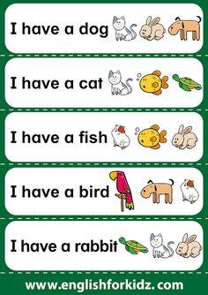 English Activities For Kids, English Grammar For Kids, English Worksheets For Kindergarten, Kindergarten Reading Activities, English Phonics, Learning English For Kids, English Lessons For Kids, Phonics Reading, Reading Comprehension Worksheets