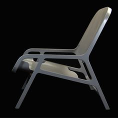 L40 lounge chair by Geoffrey Lilge
