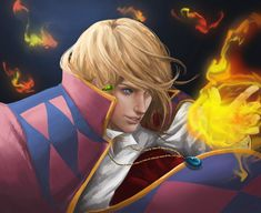 "Howl by En-so.deviantart.com on @deviantART - From Hayao Miyazaki's ""Howl's Moving Castle""."