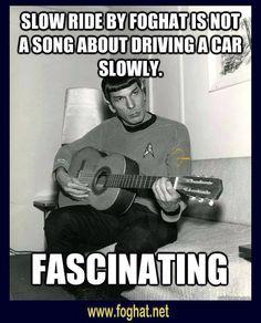 Foghat Slow Ride #music
