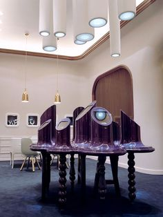 Octium Jewelry shop by Jaime Hayón - Dezeen #www.instorevoyage.com #in-store marketing #visual merchandising