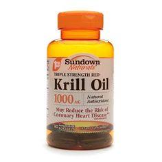 Sundown Naturals Fish Oil Side Effects