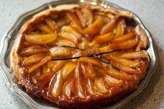 Tarte Tatin med mørdej • Fransk Æblekage • Klassisk fransk æbledessert