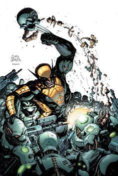 Wolverine #3 - Ryan Stegman
