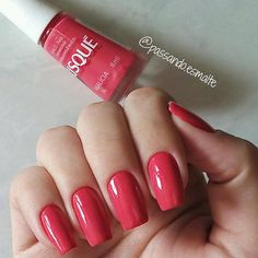 Perfect Nails, Gorgeous Nails, Love Nails, How To Do Nails, Pretty Nails, My Nails, French Manicure Acrylic Nails, Nails Polish, Cute Acrylic Nails