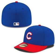 Get this Chicago Cubs Authentic Collection Low Crown Diamond Era 59FIFTY Game Cap at ChicagoTeamStore.com