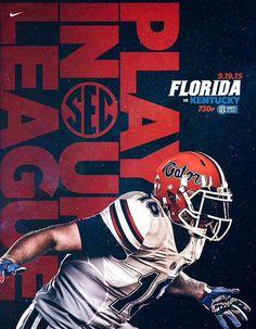 Marketing of Sports, UFvsUK football game, University of Florida and University of Kentucky fans, SEC and Nike, $75-$900~