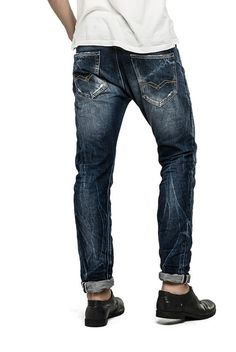Jeans Man Slim Fit low crotch - AROTT 118 530 - Replay