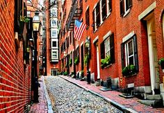 Picturesque Beacon Hill
