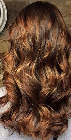 - All For Hair Color Balayage Carmel Hair Color, Hair Color Auburn, Auburn Hair, Dark Brown Hair With Caramel Highlights, Hair Color Highlights, Hair Color Balayage, Henna Hair Color, Cool Hair Color, Hair Colors