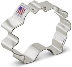 Ann Clark Hedgehog Cookie Cutter - 3.5 Inches - Tin Plated Steel