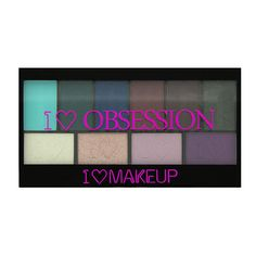 I ♡ Makeup I ♡ Obsession palette-Wild is the wind - 3 for 2! I ♡ Makeup selected palettes - PALETTES