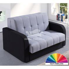 Rozkládací pohovka Amerika II - VELKÝ VÝBĚR LÁTEK! Sofa, Couch, Furniture, Home Decor, America, Settee, Settee, Decoration Home, Room Decor