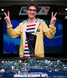 Dagli scacchi al poker, il 21enne polacco Seb Malec vince l'Ept Barcellona dei…