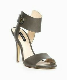 48b8a2eea83 The Kate - Reach new heights in these ankle cuff, open toe sandals. Go  classic in black, sexy in nude, sophisticated in olive - in any hue, ...