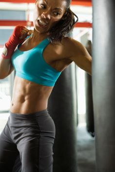 MMA, Training, Fight, Woman, Girl, Sexy, Hot, Fit, Fitness, Beat Down, Punch, Hit, Chick, Blond, Boxing, Bag Work, Ground Fighting.