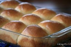 Golden Corral Yeast Rolls Recipe.  These are soooo good!