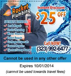 Rocket Plumbing offers 24/7 emergency support for all plumber repairs in the greater Chicago area. If you're experiencing a leak, or issue, contact us at (773) 219-1200.