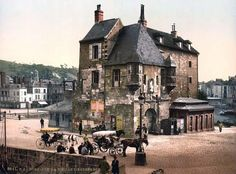 honfleur france | The Old Lieutenancy, Honfleur, France