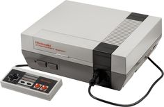Nintendo Entertainment System (NES) [Sold in the USA from October 18, 1985 - August 14, 1995].