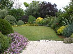 Maurizio D'Annibale garden in Italy.