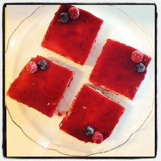 #cheesecake (#sweets and #food in a #portuguese #restaurant)