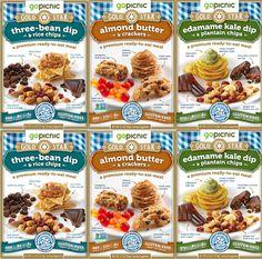 Gluten Free Meals, Gluten Free Travel Snacks, Gluten Free Products & Gluten Free Foods