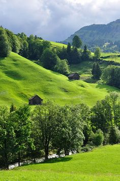 Switzerland St. Gallen Nesslau