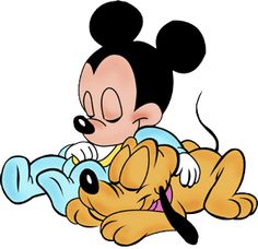 "Disney Babies Clip Art | Mickey Mouse, Clipart PNG ""Mickey Mouse, Çocuklarýn Seveceði ..."
