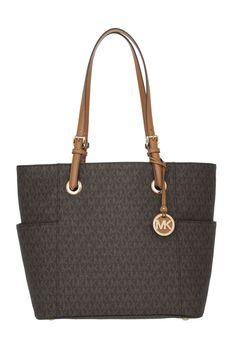 Michael Kors Luxury | Michael Kors Jet Set Travel Tote Brown in braun - Fashionette