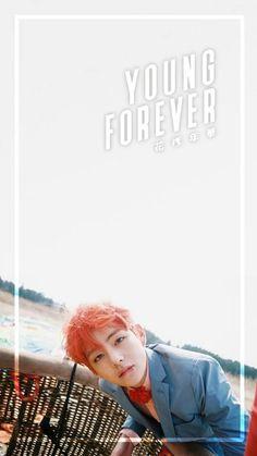 Bangtan Boys / V / Taehyung / Young Forever / Wallpaper