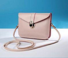 Women's Mini Crossbody Faux Leather Handbag