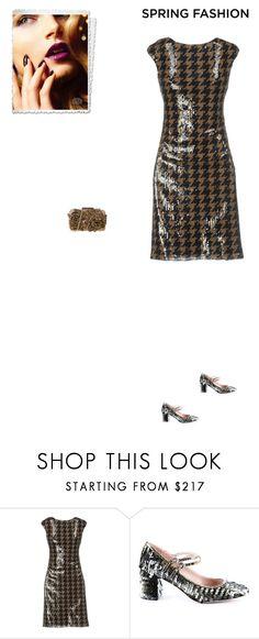"""""""Unbenannt #7622"""" by pretty-girl-in-fashion ❤ liked on Polyvore featuring Steffen Schraut, Rochas, Alberta Ferretti, glamorous, rochas, springfashion, AlbertaFerretti and steffenschraut"""