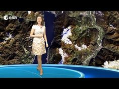 Earth from Space: Glacial shapes and waters