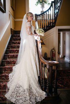 37ba4510571b Nia & Kieran - Augusta Jones - Couture Thoughts. Wedding BlogWedding Styles Beautiful ...