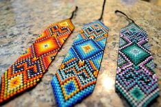 Crafted Artisanal Products That Unlock Your Potential por theelixirlife Bead Loom Patterns, Beading Patterns, Types Of Hats, Boho Festival, Loom Beading, Seed Beads, Beaded Bracelets, Diy Bracelet, Etsy