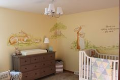 Project Nursery - Guess How Much I Love You Nursery