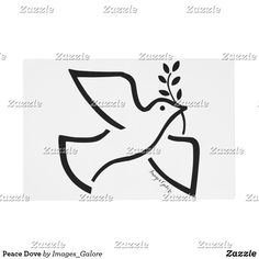 Peace Dove Placemat Peace Dove, How To Make Breakfast, Totems, Placemat, Vibrant Colors, Stockings, Classic, Prints, Xmas