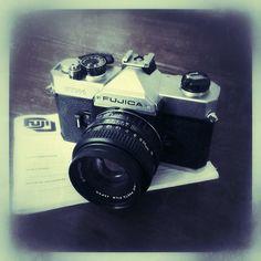 Old style, Fujica stx- 1, Fuji