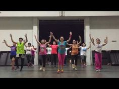 ZIN 68 | Forever Chugether | ZUMBA by Z-FACTORS - YouTube