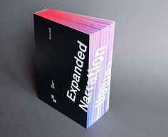 "womenofgraphicdesign: "" Karin Rekowski: Companion book for the B3 Biennale of the Moving Image. In German and English. """